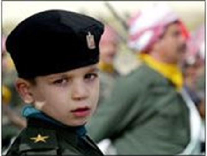 Savaş umutsuz nesiller doğuruyor